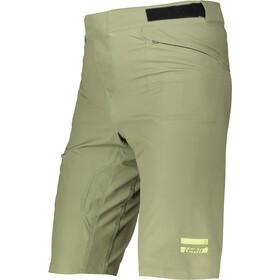 Leatt MTB Trail 1.0 Pantaloncini Uomo, verde